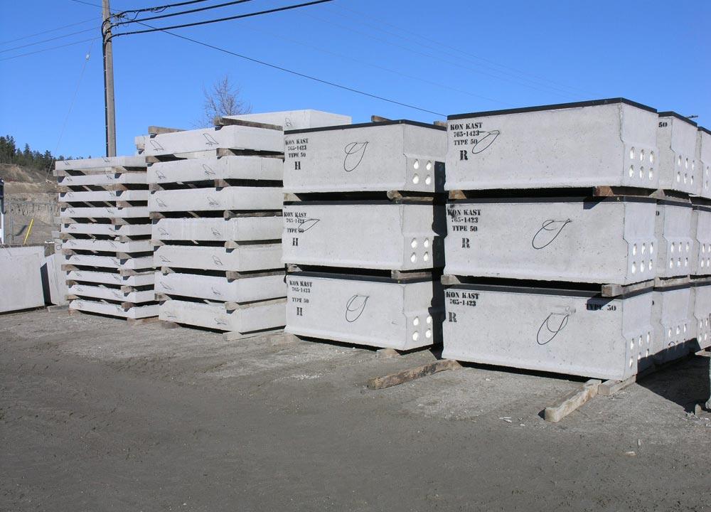 Precast Concrete Telephone Vaults, Pull Boxes, Service Boxes